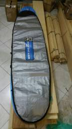 Capa de prancha funboard/mini long