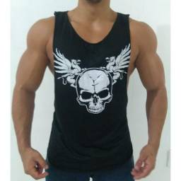 Camisetas regatas darkness