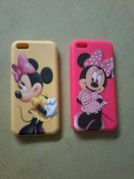 Vendo 2 capinhas do iphone 5c por 5,00 as duas