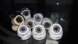Sistema de câmera com dvr