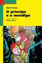 Livro O príncipe e o mendigo