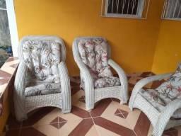 Vendo cadeiras de varanda