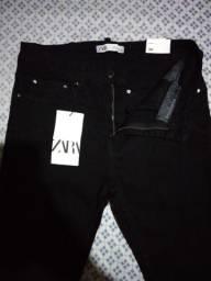 Calça Jeans da Zara Masculina Nova