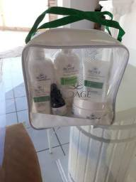 Kit Bioage limpeza pele
