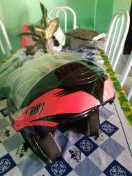 Venda de capacete
