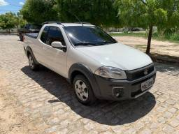Fiat strada 1.4 cabine estendida 2017 - 2017