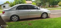 Corolla seg abaixo da Fipe 23000 - 2003