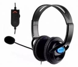 Fone Gamer Headset com Microfone Altomex PC PS4 Mobile