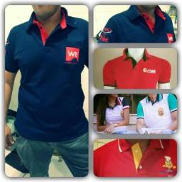 Vyber T-shirt Uniformes Personalizados