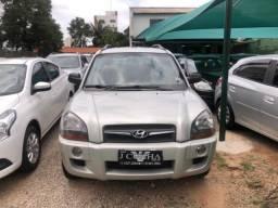 Hyundai tucson 2008 2.0 mpfi gl 16v 142cv 2wd gasolina 4p manual - 2008