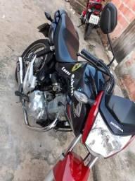 Moto Fan 160 - 2019