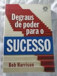 Livro Degraus de poder para o sucesso
