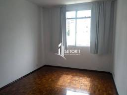 Apartamento com 1 quarto para alugar, 38 m² por R$ 550/mês - Centro - Juiz de Fora/MG
