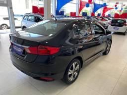 CITY 2017/2017 1.5 LX 16V FLEX 4P AUTOMÁTICO