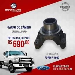 GARFO DO CÂMBIO ORIGINAL FORD F-4000