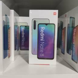 Loucura// Redmi Note 8 da Xiaomi /// Lacrado /// Garantia e entrega