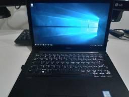 Notebook Dell Latitude 7280 - i7 VPro 7 Geração, 8gb, ssd 256gb Nvme, fullhd - Novissimo