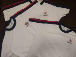 Camisas do Colégio D. Bosco