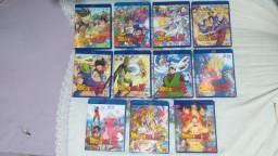 "DVDs Blu-Ray de Dragonball Z produto ""Novo"""