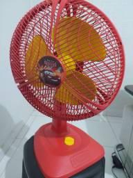 Ventilador Infantil - Mallory - McQueen - 110v - 30cm