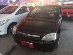 Corsa sedan premium 1.4 / completo GNV 2010 R$ 3.000+48x 414,00