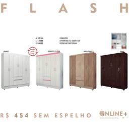 Roupeiro Flash