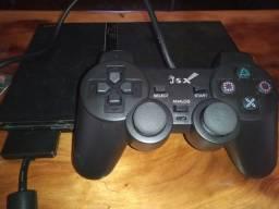 PS2 c/ 5 jogos
