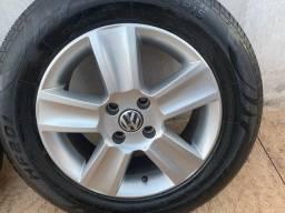 Roda 15 VW Saveiro Cross