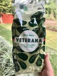 Título do anúncio: Erva-mate Para Chimarrão Veterana - Moída Grossa