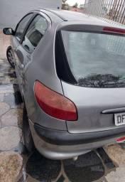 Título do anúncio: Peugeot 206 2002