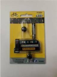 Sinalizador de aro de bicicleta