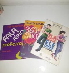 Título do anúncio: Livros de Thalita Rebouças