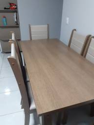 Vendo mesa 6 lugares mdf