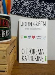 O Teorema Katherine- John Green (livro)