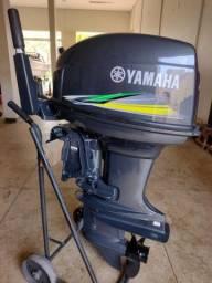 Moto Yamaha 40 HP
