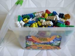Brinquedo peças de montar, Crie e Brink