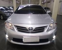 Corolla 2012 completo GNV