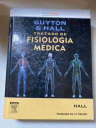 Livro de tratado de fisiologia médica -12 edição