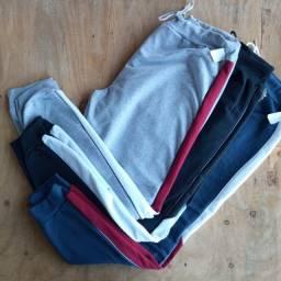 Kit com 5 calças feminina