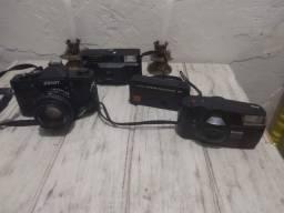 Máquinas Fotográficas Decorativas (Todas por $300)
