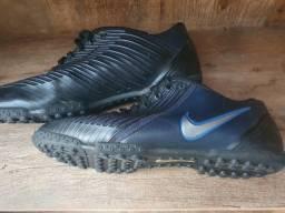 Chuteira Nike futebol 7 número 39
