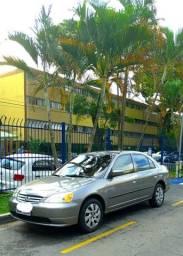 Vendo hora Civic 2002 automatico