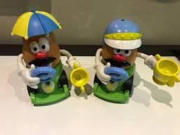 Dois Sr. Batata piloto * Toy Story * super novo