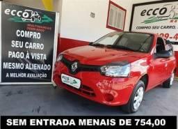 Renault Clio  Expression 1.0 16V (Flex) FLEX MANUAL