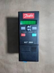Inversor de frequência Danfoss 1CV 380V AC