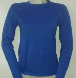 Camisa de Proteção UV Fator 50+ Poliéster - Bonfim Modas - Atacado e Varejo