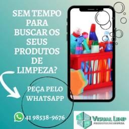 Promoção - Produtos de Higiene & Limpeza