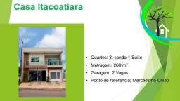 Título do anúncio: casa 3 quartos em Itacoatiara