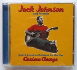 CD Jack Johnson And Friends - George Curious - Excelente Estado!!!