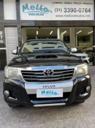 Toyota Hilux SRV 3.0 4x4 (aut) controle de tração+Rodas 20 completa